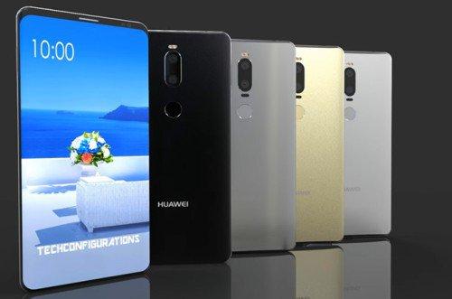 Spesifikasi dan Harga Huawei Mate 10 2017