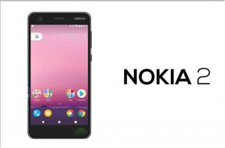 Spesifikasi dan Harga Nokia 2