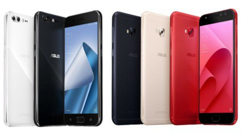 Spesifikasi dan Harga Asus Zenfone 4 Selfie ZB553KL 2017