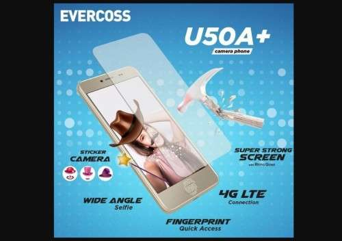 spesifikasi Evercoss U50A +