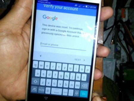 Cara Bypass Google Account FRP Lock Huawei Y6 SCL-L21
