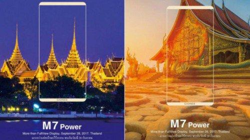 Spesifikasi dan Harga Gionee M7 Power 2017