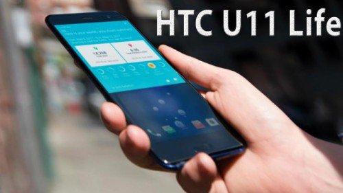 Spesifikasi dan Harga HTC U11 Life 2017